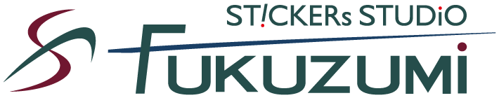 Stickers Studio FUKUZUMI
