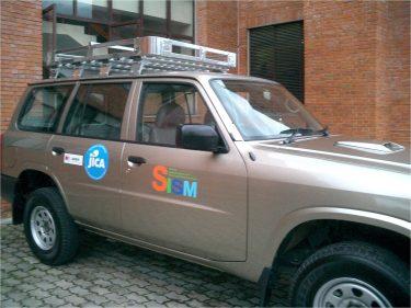 SISM様 社用車 マーキング