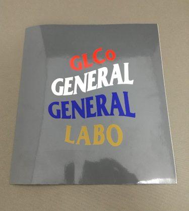 GENERAL_LABOプリント印刷カッティングステッカー